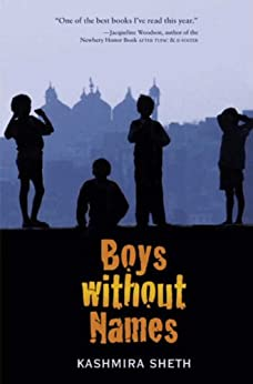 Boys Without Names by [Sheth, Kashmira]
