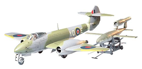 1/48 傑作機 No.65 1/48 グロスターミーティア F.1・V-1 (フィーゼラFi103) 61065