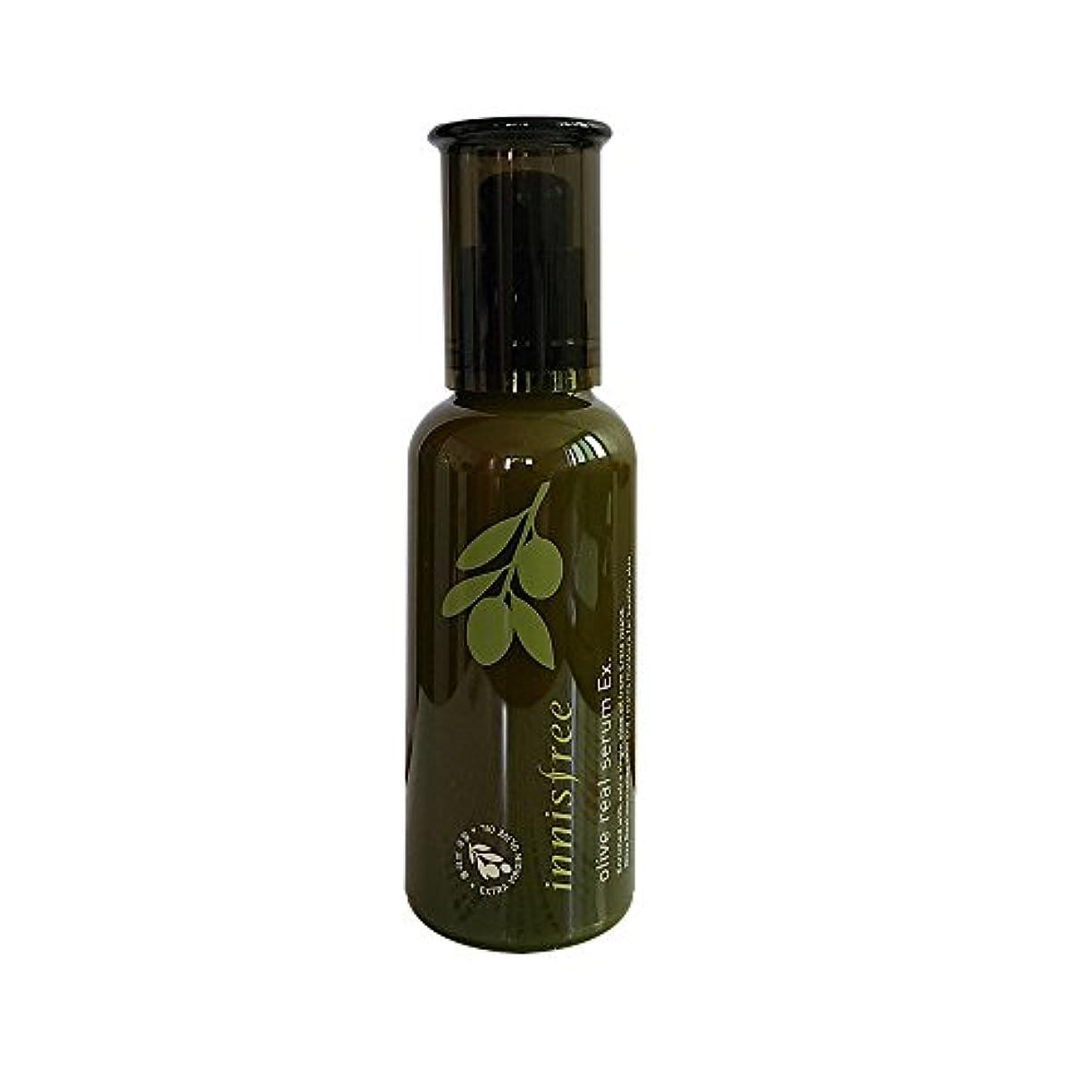 凝視トリクル異形イニスフリー Innisfree オリーブリアルセラム(50ml) Innisfree Olive Real Serum(50ml) [海外直送品]