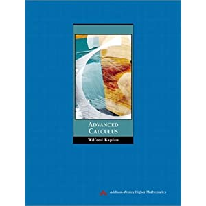 Advanced Calculus (Featured Titles for Advanced Calculus)