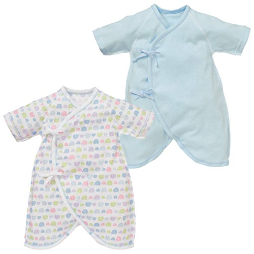 Nishimatsuya [EFD] 2 Disc combination underwear (rabbit-Elephant) [newborn 50-60cm]