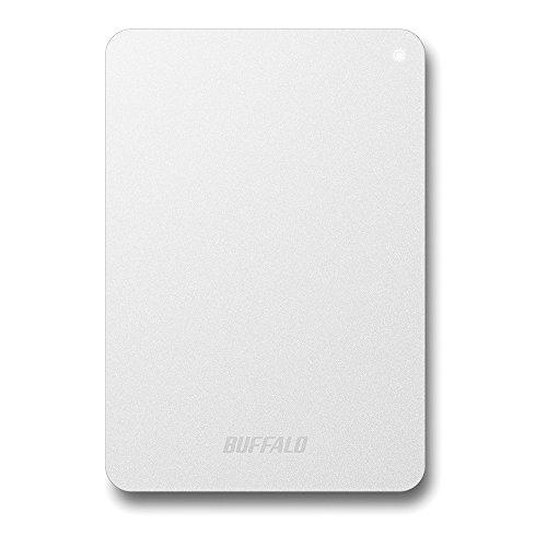 BUFFALO 耐衝撃対応 2.5インチ(ポータブル) 外付けHDD 3TB ホワイト HD-PNF3.0U3-GWE