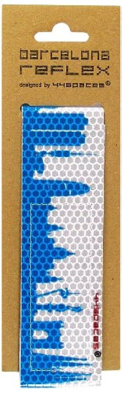 過剰ファーム神社44spaces(44スペーサーズ) REFLEX バルセロナ/ターコイズ 10-51-08