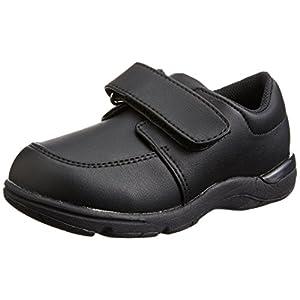 [キャロット] フォーマルシューズ 靴 ローファー 4大機能 2E キッズ CR C2087 ブラック 22cm