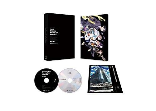 ハンドシェイカー Blu-ray BOX 下巻[Blu-ray/ブルーレイ]
