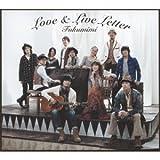 LOVE&LIVE LETTER(初回生産限定盤)(DVD付)