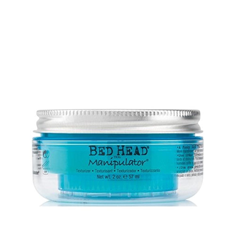 痴漢水アテンダントTigi Bed Head Manipulator Texture Paste (50ml) (Pack of 6) - ティジーベッドのヘッドマニピュレータテクスチャペースト(50ミリリットル) x6 [並行輸入品]