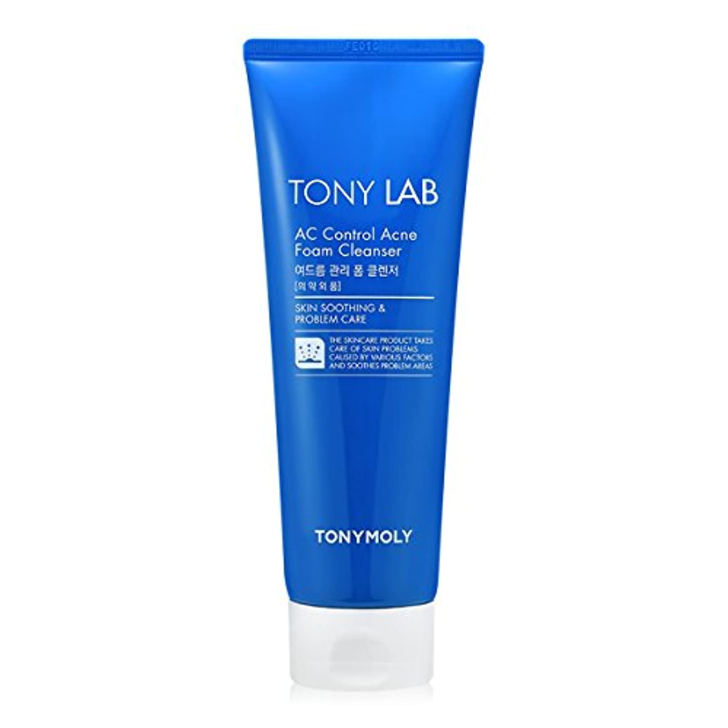範囲勉強する記録[New] TONYMOLY Tony Lab AC Control Acne Foam Cleanser 150ml/トニーモリー トニー ラボ AC コントロール アクネ フォーム クレンザー 150ml