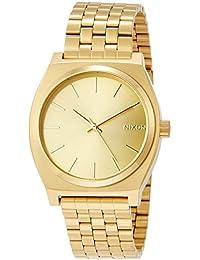 [ニクソン]NIXON 腕時計 TIME TELLER: ALL GOLD/GOLD NA045511-00IP 【正規輸入品】