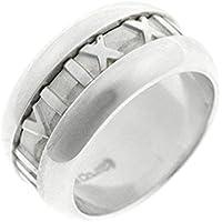 ティファニー TIFFANY&CO アクセサリー アトラスリング 指輪 ユニセックス 18243628-4-5[並行輸入品]