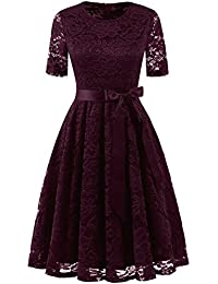c268b5ba37bde Amazon.co.jp  1500-5000円 - パーティードレス   ワンピース・ドレス ...