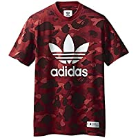 ADIDAS - アディダス - Bape x adidas adicolor Tee Raw Red - DP0192 (メンズ)