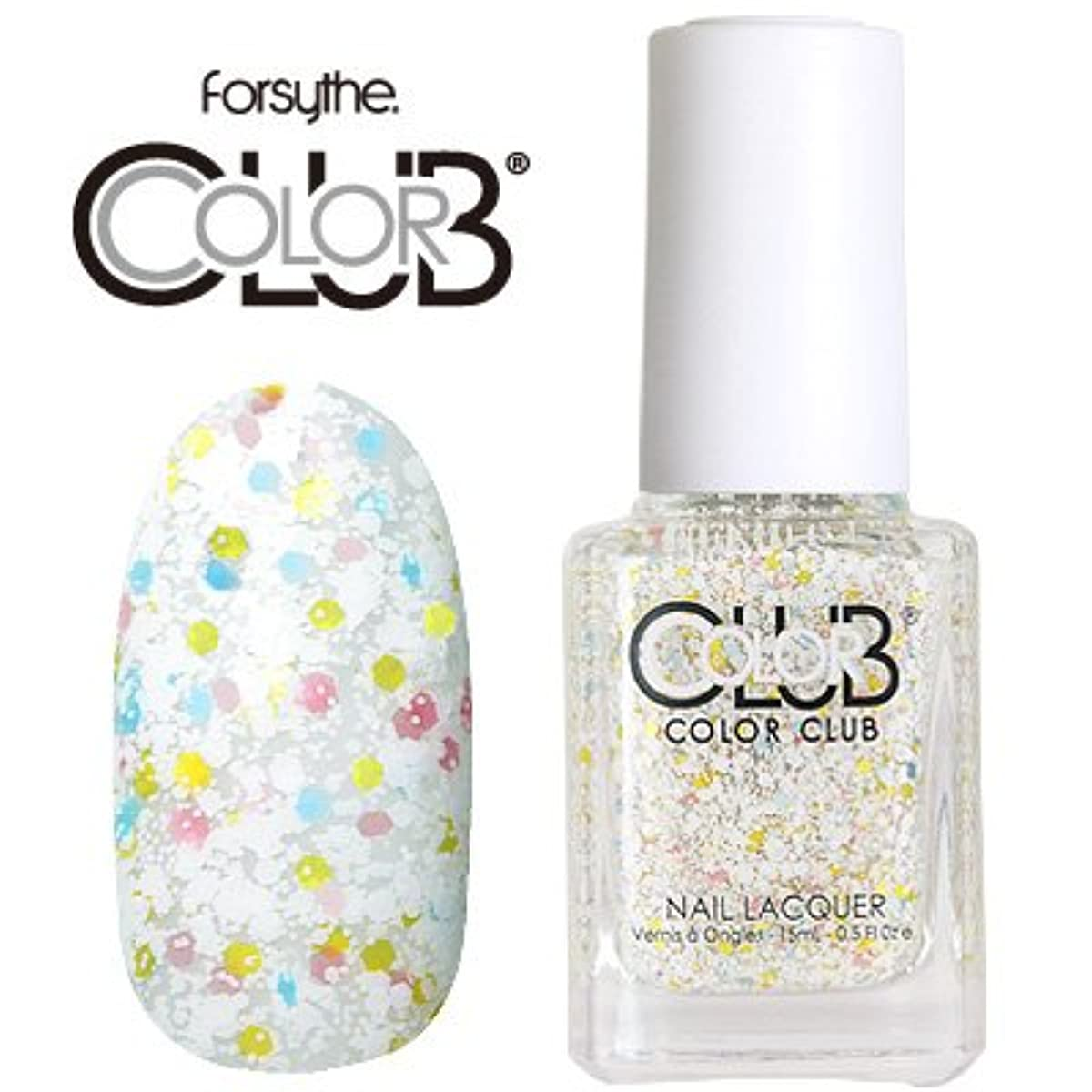 突き出すメガロポリストランクフォーサイス カラークラブ D130/First Bloom 【2014 A/W 新色】 【forsythe COLOR CLUB】【ネイルラッカー】【マニキュア】