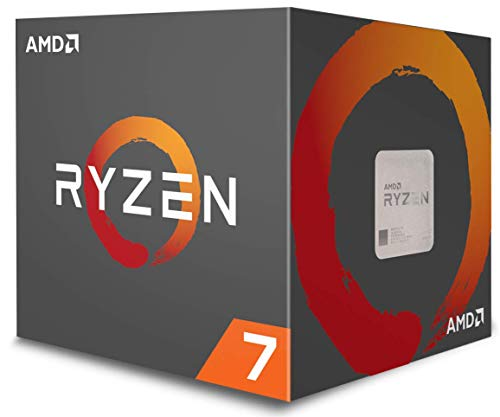 AMD CPU Ryzen7 1700 with WraithSpire 6...