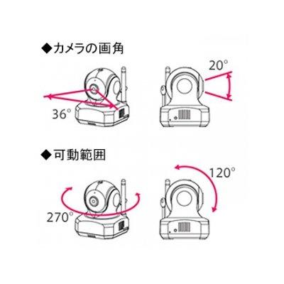 日本アンテナ INE(アイネ) ワイヤレスセキュリティーカメラHD 室内用 SCR02HD