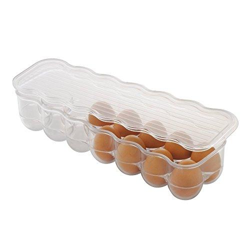 InterDesign 冷蔵庫用 卵入れ エッグ 収納 ホル...