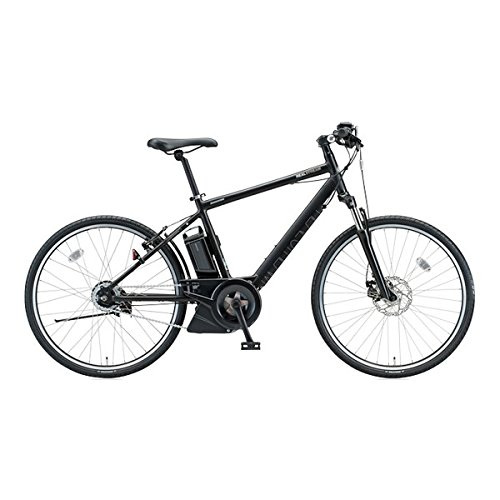 ブリヂストン(BRIDGESTONE) リアルストリーム(RealStream) RS6C47 T.クロツヤケシ 26インチ 電動自転車