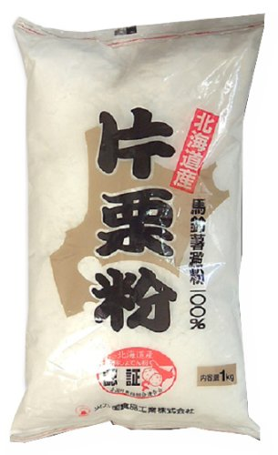 片栗粉 北海 1Kg