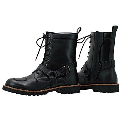 [南海部品] ナンカイ ライディングブーツ ブラック24.5 NTB44A-245