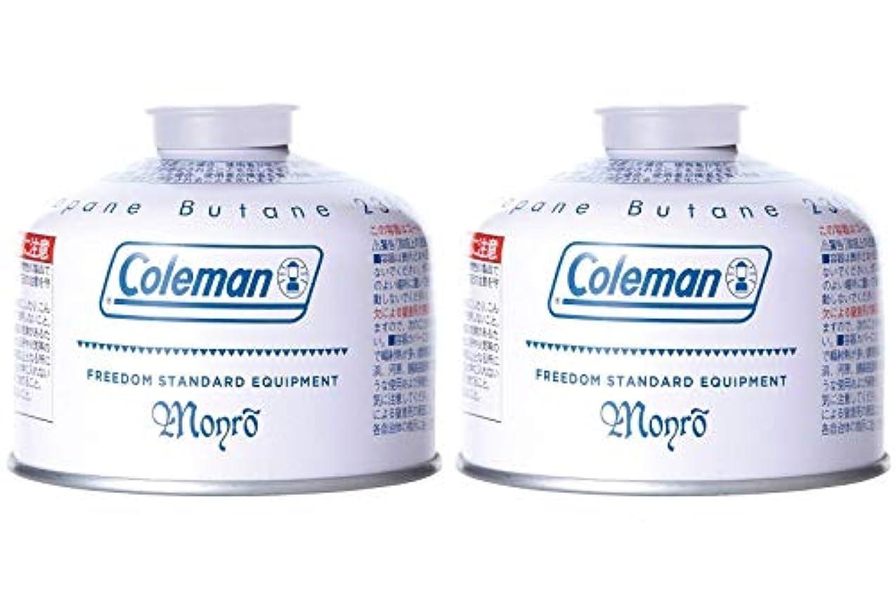 Coleman(コールマン) IL 純正LPガス燃料 2個セット〔Tタイプ〕 230g (2000031627) インディゴ