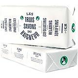 Le Baigneur Soap Set 300g (Pack of 6) - ル石鹸セット300グラム x6 [並行輸入品]