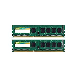 Silicon Power DDR3 240 Long-DIMM DDR3 1600 PC3 8GB*2