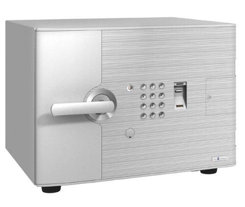 エイコーEIKO デザインフェイス小型耐火金庫DFS1-FE