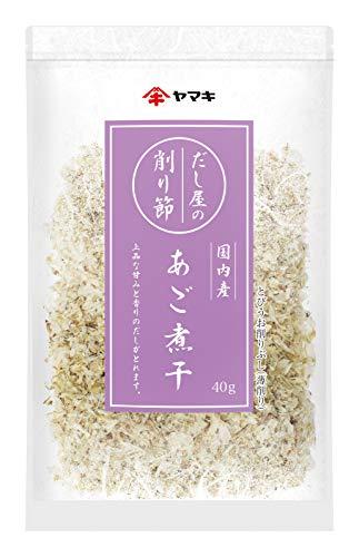 ヤマキ ヤマキ あご煮干削り40g 1セット(3袋)