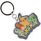 [バイオワールド]bioWorld Pokemon Starters Multi Character Keychain 190371181672 [並行輸入品]