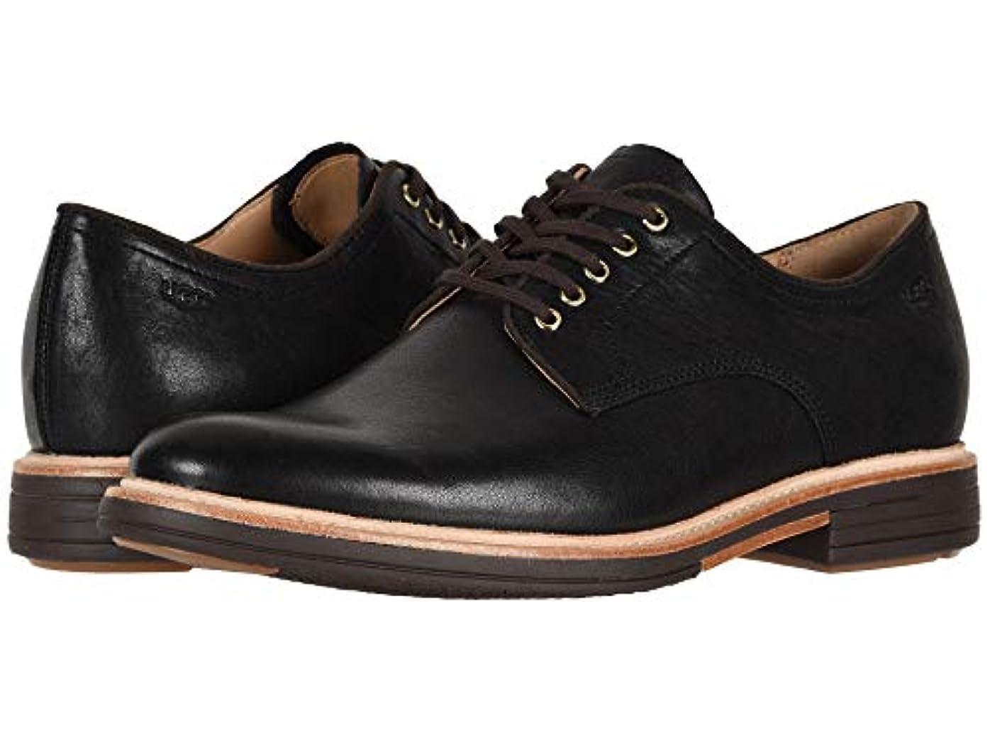 必要とするバンキリスト[UGG(アグ)] メンズオックスフォード?ビジネスシューズ?靴 Jovin Black 2 9.5 (27.5cm) D - Medium