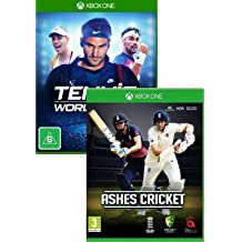Tennis World Tour & Ashes Cricket Xbox One Bundle