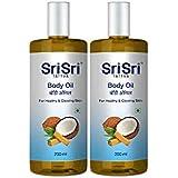 Sri Sri Tattva Body Oil Taila, 200ml (Pack of 2)