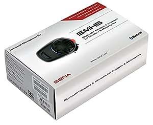 SENA(セナ) バイク用インカム Bluetooth インターコム SMH5 ユニバーサルキット シングルパック SMH5-UNIV  0410007G