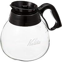 カリタ コーヒーメーカー用 1.8Lデカンタ ブラック #32029