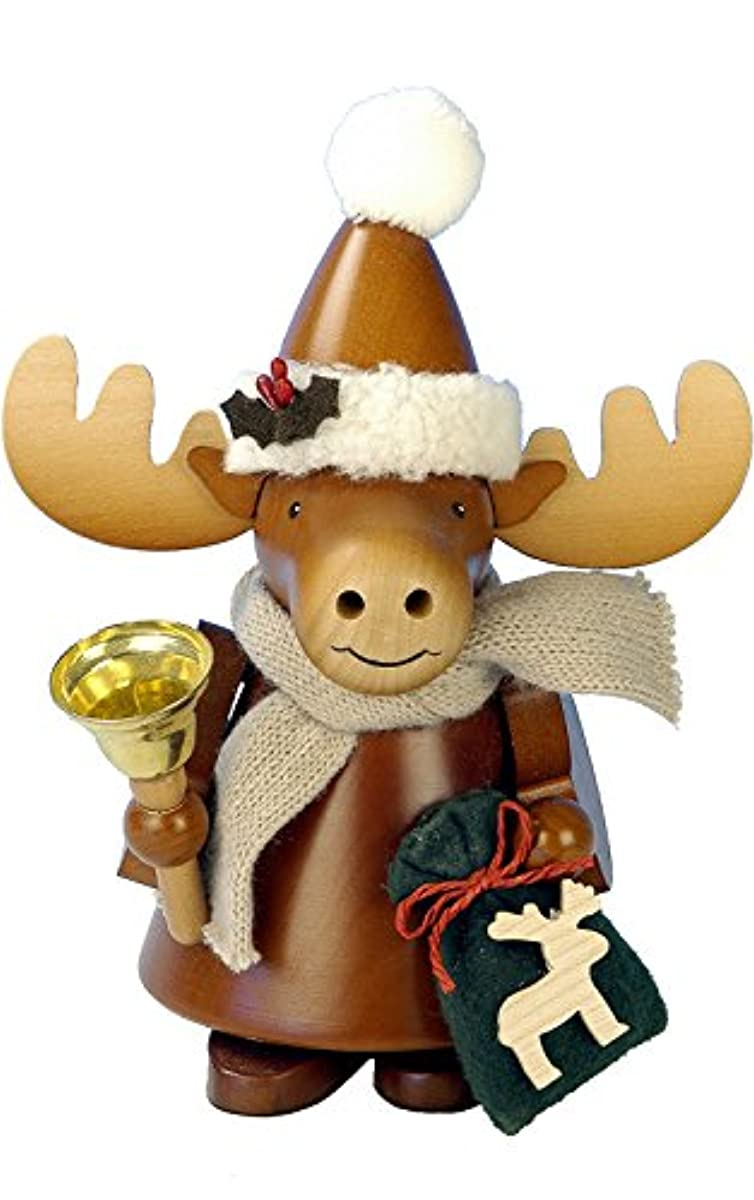 Alexander Taron 1-954 Christian Ulbricht Incense Burner - Elk
