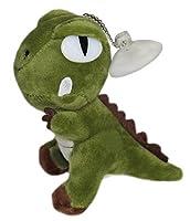 Lucore Mini Dinosaur Plush Stuffed Animal Toy–Hanging人形ラッキーチャームキーチェーン