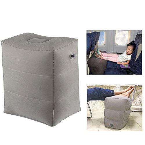 [해외]Airgoods 발판 다리 놓고 아이가 비행기에서 편안하게 잠이 드는 실현~ 휴대하기 쉬운 플랫 쿠션 자동차 용 비행기 용화물 봉투 포함/Airgoods footrest foot placement Enable children to sleep comfortably by airplane~ easy to carry Flat cush...