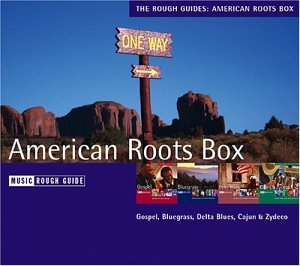 Rough Guide American Roots Box