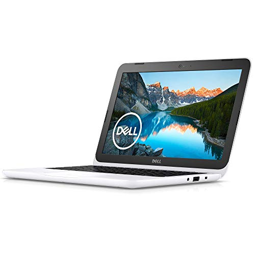 Dell ノートパソコン Inspiron 11 3180 AMD-A6 Windows10/11.6インチHD/4GB/32GB/eMMC/ホワイト/18Q11W