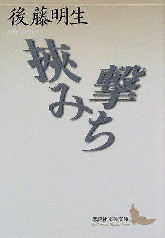 挾み撃ち (講談社文芸文庫)の詳細を見る