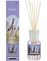 Colony HomeScents Series リードディフューザー 120ml フレンチラベンダー CNCH2261