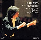 R.シュトラウス:交響詩「ツァラトゥストラはかく語りき」&交響詩「英雄の生涯」