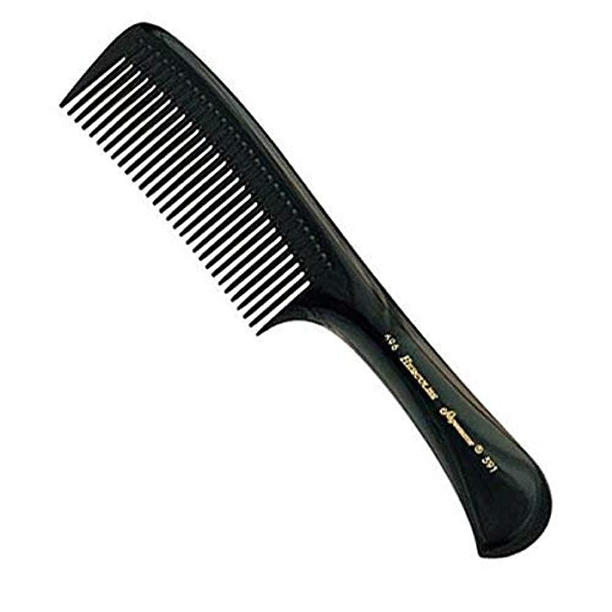 シェフ手数料町Hercules Sagemann Seamless Handle Detangling Hair Comb, 22.7 cm Length [並行輸入品]