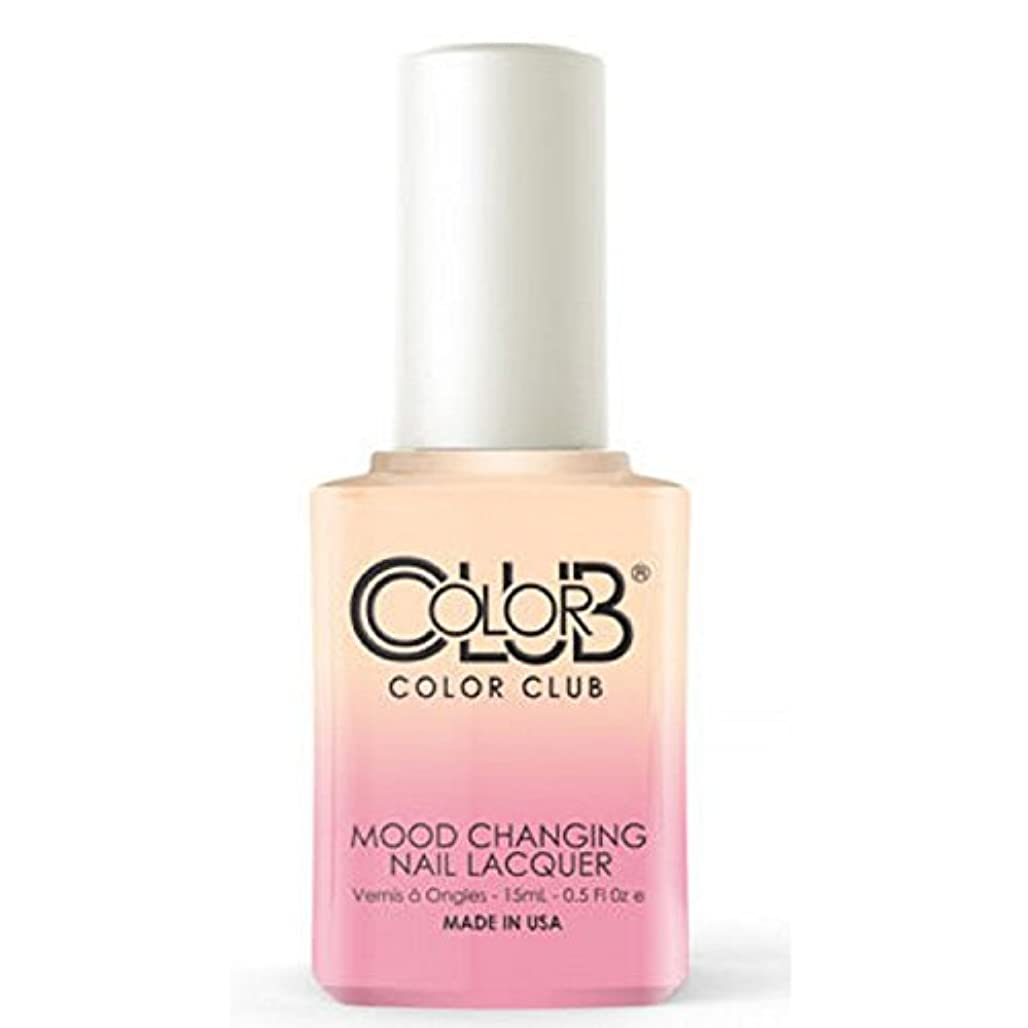 謝る価値飲食店Color Club Mood Changing Nail Lacquer - Old Soul - 15 mL / 0.5 fl oz