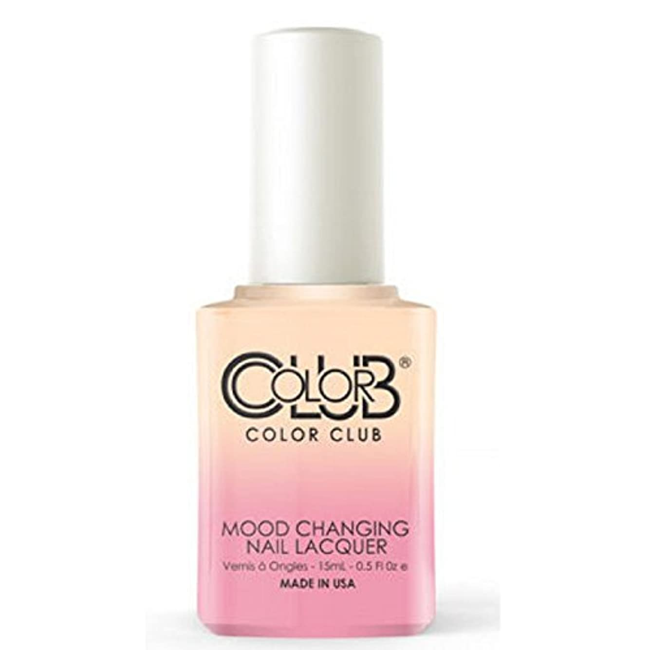 荒涼としたその間パネルColor Club Mood Changing Nail Lacquer - Old Soul - 15 mL / 0.5 fl oz