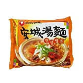 韓国 ラーメン 農心(ノンシム) 安城湯麺(アンソンタンミョン)