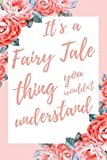 """It's a Fairy Tail Thing You Wouldn't Understand: 6x9"""" Dot Bullet Notebook/Journal Funny Gift Idea For Girls, Women"""