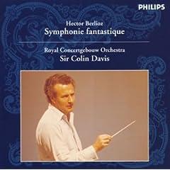 コリン・デイヴィス指揮 ベルリオーズ:幻想交響曲の商品写真