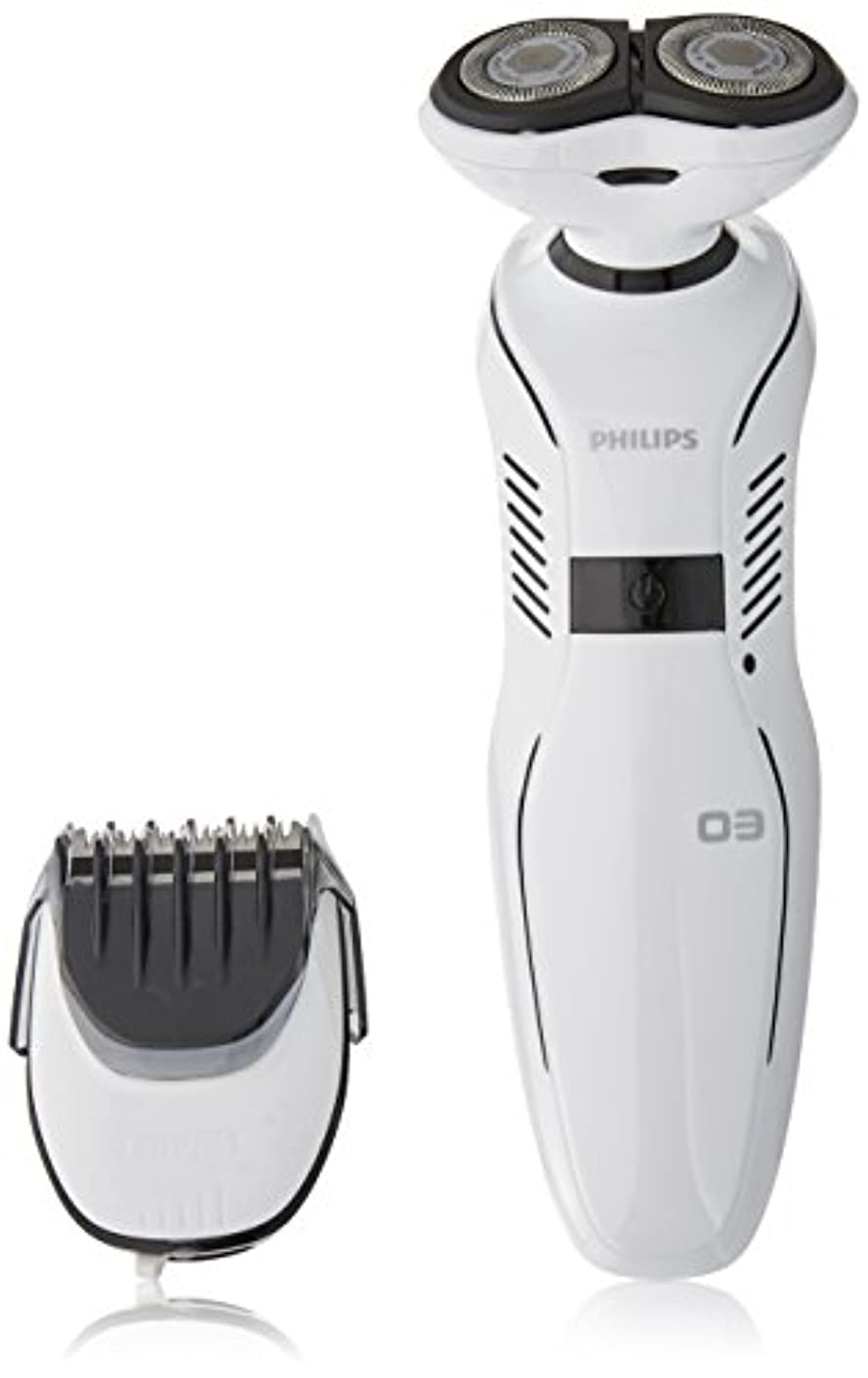 ネズミピボット正統派Philips Norelco Special Edition Star Wars Storm Trooper Wet & Dry Electric Shaver & Styler, SW175/81
