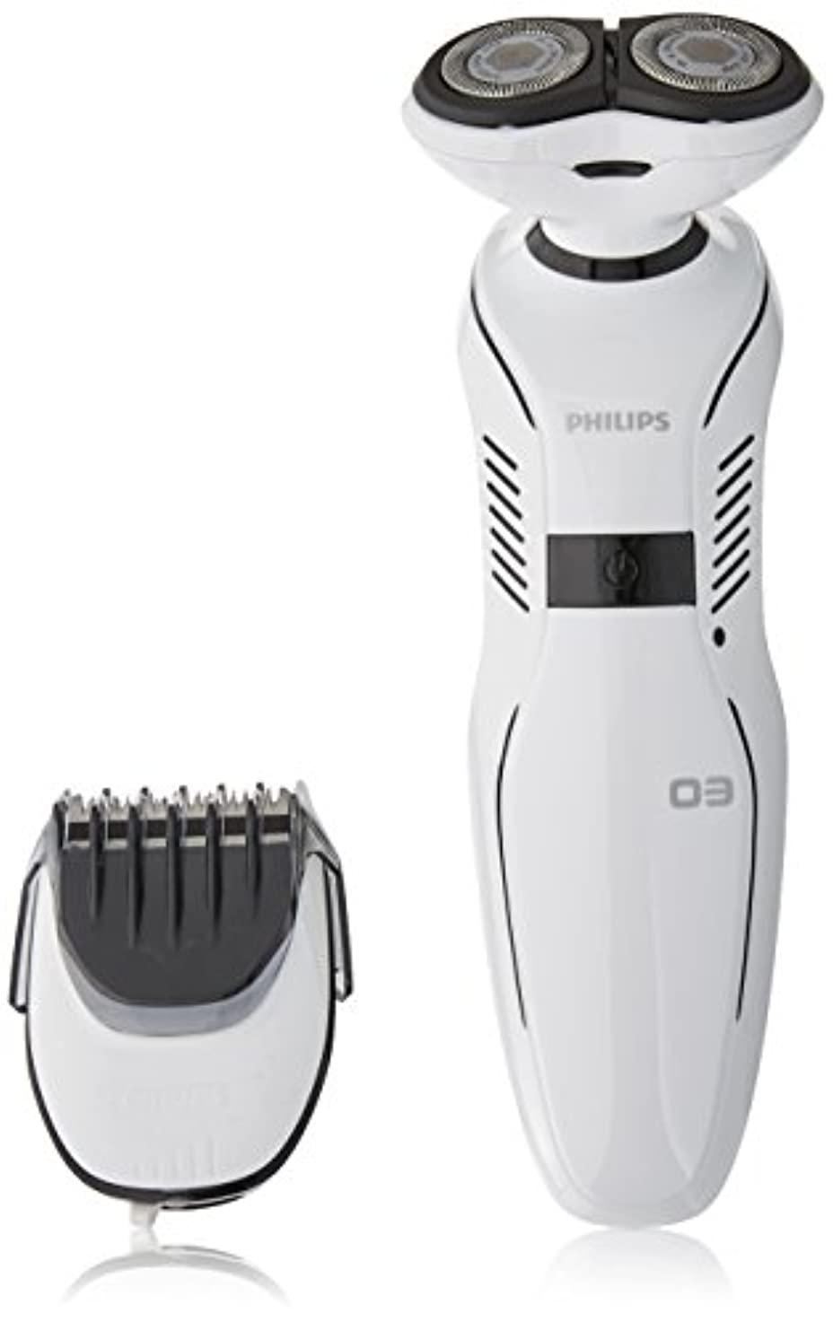 胴体失業追い払うPhilips Norelco Special Edition Star Wars Storm Trooper Wet & Dry Electric Shaver & Styler, SW175/81